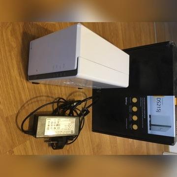 Serwer NAS Synology DiskStation DS215j 2x500GB