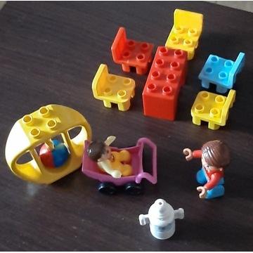 Zestaw Lego Duplo zestaw przedszkole. 11 el.