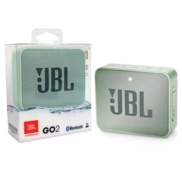 JBL Go2 Głośnik przenośny Bluetooth Miętowy