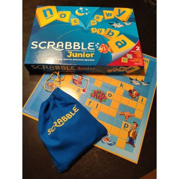 ZESTAW_Scrabble,Domek,Szachy, Okręty_statki