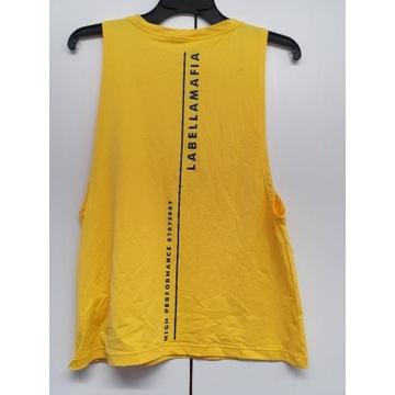 Koszulka bez rękawów LABELLAMAFIA r.S -70%