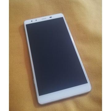 Smartfon telefon Kruger&Matz FLOW 4 Srebrny