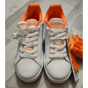 Nowe buty streetwear białe rozmiar 38