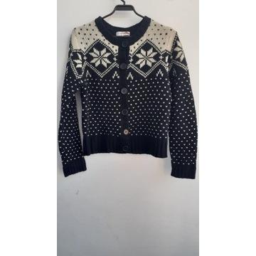 Gruby, ciepły sweter WYPRZEDAŻ