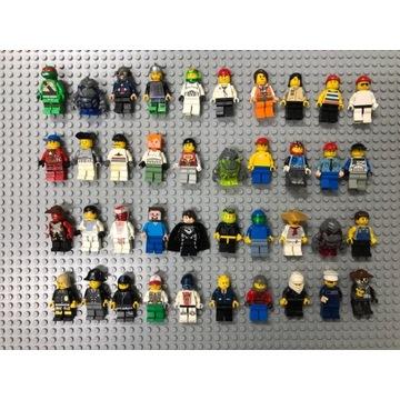 40 figurek i ludzików LEGO