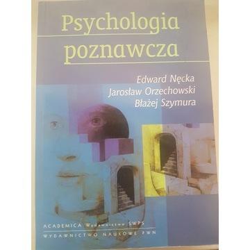 Psychologia poznawcza Nęcka Orzechowski Szymura