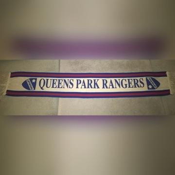 Szalik Queens Park Rangers - UNIKAT z lat 90