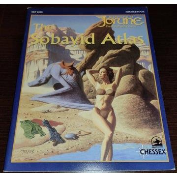 Skyrealms of Jorune RPG - The Sobayid Atlas nowa