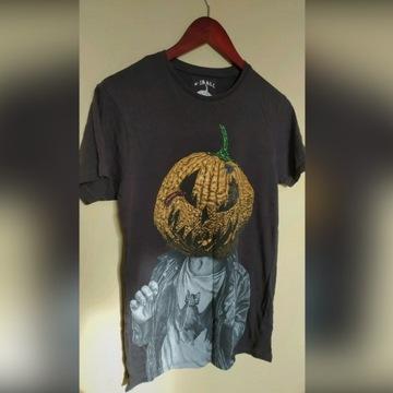 Koszulka Halloween, rock, punk, metal, dynia