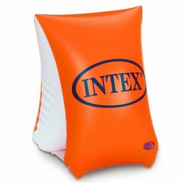rękawki do pływania intex