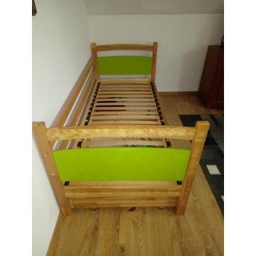 Łóżko dziecięce 80x190 drewniane mood
