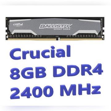 CRUCIAL BALLISTIX SPORT 8GB DDR4 2400 CL16