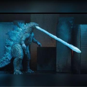 Godzilla King Of The Monsters 2019 atomic blast
