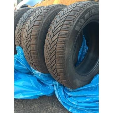 Opony zimowe - Michelin Alpin6 195/65/ R15 2018r.