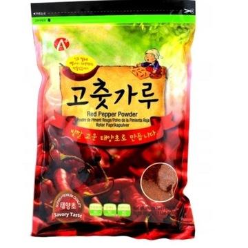 Koreańska papryka Gochugaru do kimchi 500g