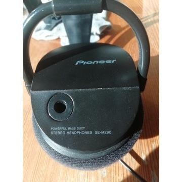 Słuchawki Pioneer SE-M290 pęknięty pałąk