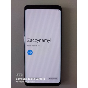 Samsung Galaxy S9 64GB DUAL IP68
