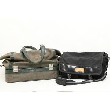 dwie torby na kamerę komplet