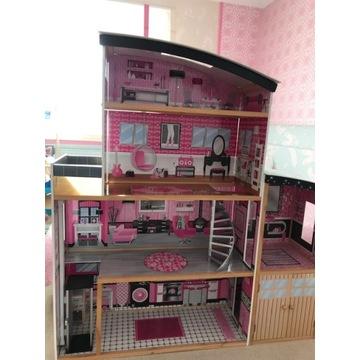 Drewniany domek dla lalek KidKraft