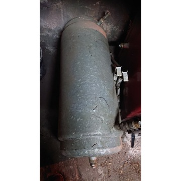 Bojler płaszczowy 160 litrów TYLKO ODBIÓR OSOBISTY