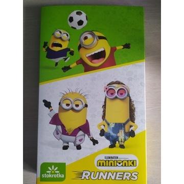 Minionki Runners - kompletny album