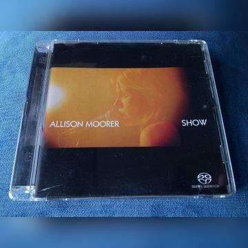 ALLISON MOORER Show SACD DSD