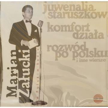 Marian Załucki - Juwenalia staruszków i inne [CD]