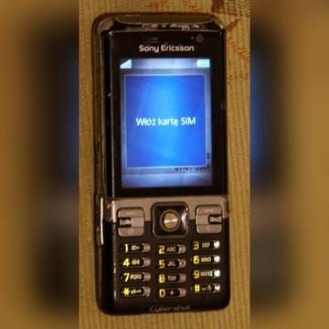 Sony-Ericsson c702 + akcesoria