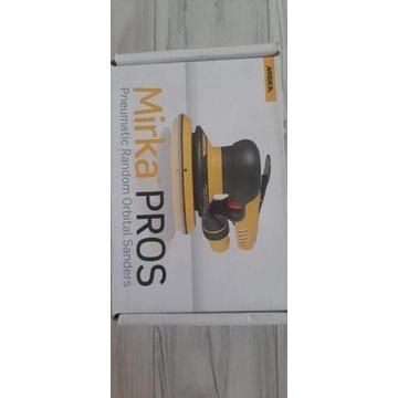 Mirka Pros 650 CV 150mm 5.0