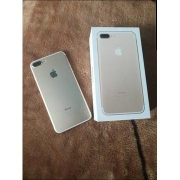iPhone 7 plus Gold 32gb złoty