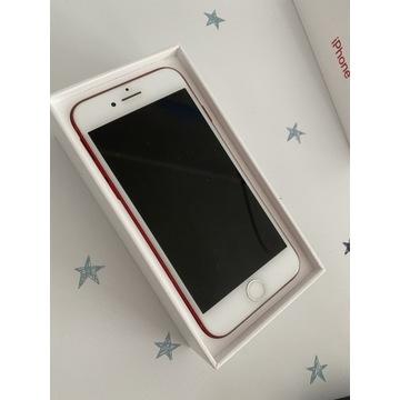iPhone 7 128GB czerwony