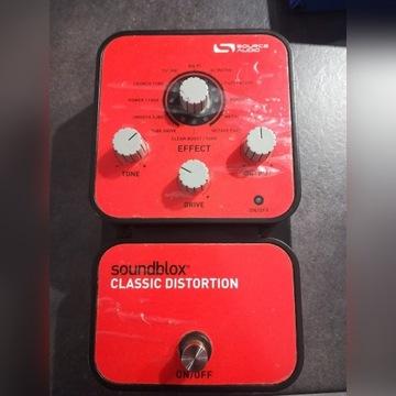 Soundblox Classic distortion