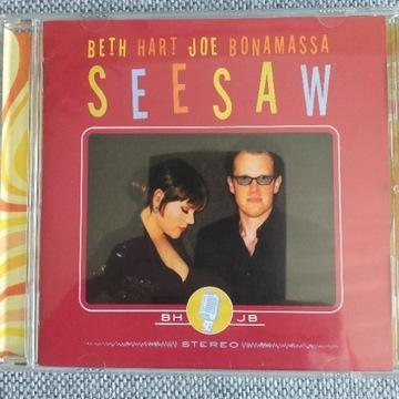BETH  HART &  JOE BONAMASSA  Seesaw