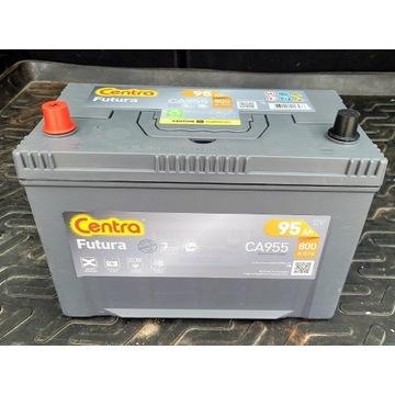 Akumulator Centra Futura CA955 95Ah/800A L+ IX35