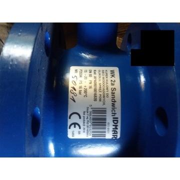 Zawór  Kulowy IDMAR DN80 żeliwny