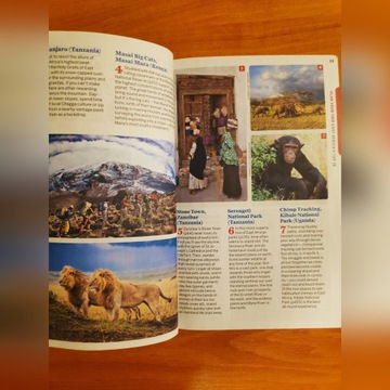 Lonely Planet East Africa guide przewodnik
