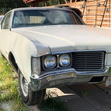 Oldsmobile Delmont 88 1968 big block V8 455