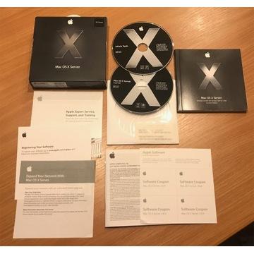 Apple Mac OS X Server 10.4.7 10 stanowisk