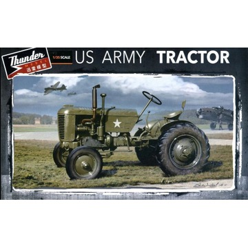 US Army Tractor (Thunder Model 35001)
