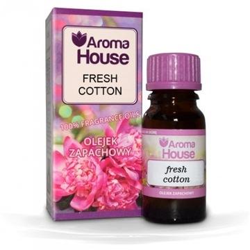 Olejek Zapachowy Świeża Bawełna 10ml