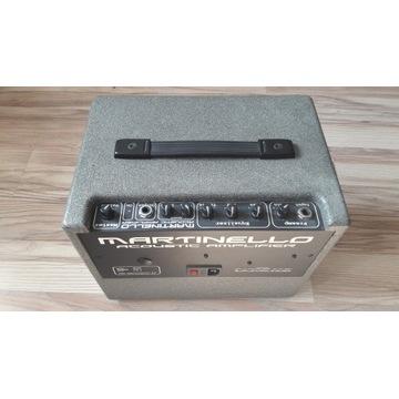 MARTINELLO - wzmacniacz do instrumentów akustyczny