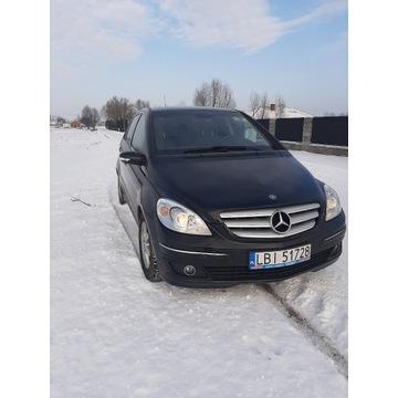 Mercedes B klasa 1.7 benzyna