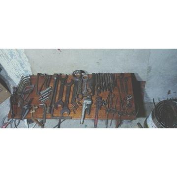 Klucze,wiertła i narzędzia...