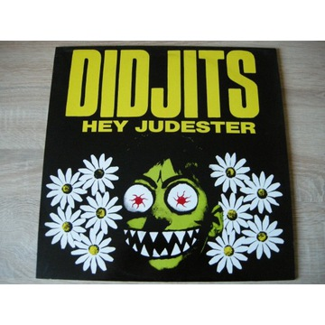 DIDJITS - HEY JUDESTER - LP
