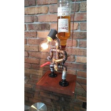 Industrialny nalewak (dispenser) do alkoholu