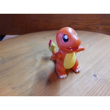 Pokemon Figurka Charmander Nintendo Tomy  1998r