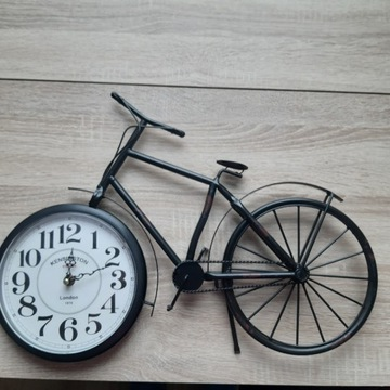 Zegar stojący - Rower