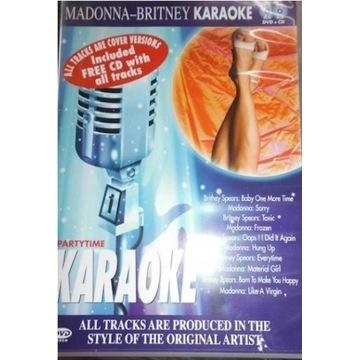 KARAOKE  - zestaw 3 opakowań płyt (DVD+CD)