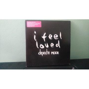 Depeche Mode - I Feel Loved, singiel CD