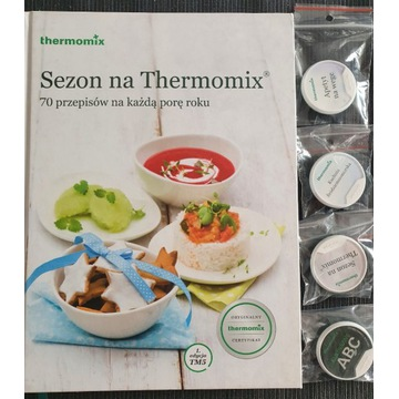 thermomix tm5 nosniki (pakiet)